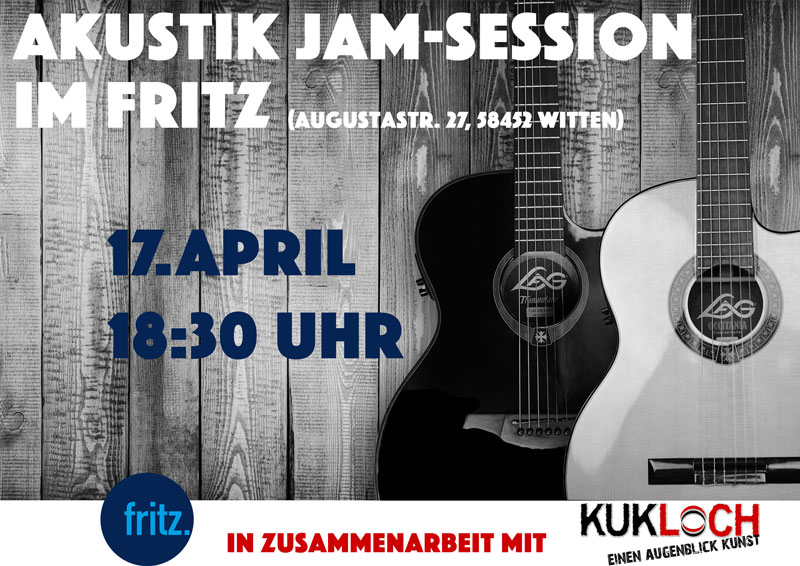 Akustik-Session im Fritz